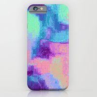 iPhone & iPod Case featuring Content Unaware by YULIYAN ILEV
