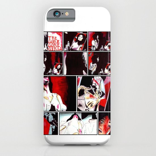 The Gore Gore Girls iPhone & iPod Case
