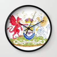 February II Wall Clock