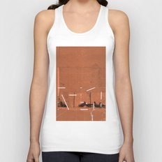TIME OUT 39 Unisex Tank Top