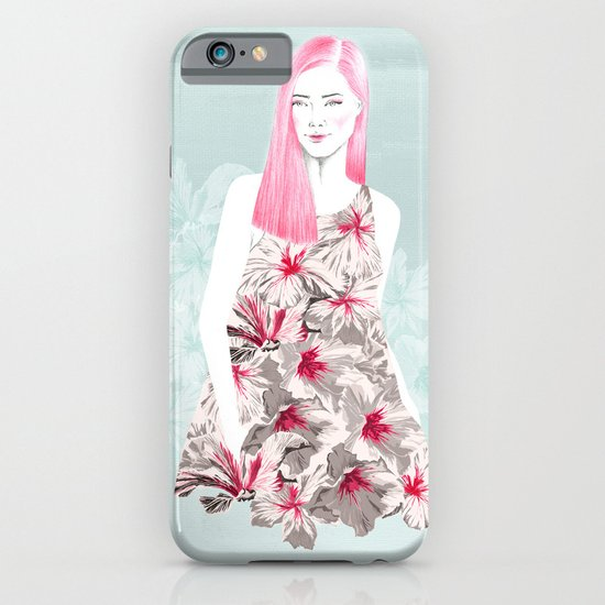 rose of sharon iPhone & iPod Case