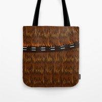 Wookiee talkie Tote Bag