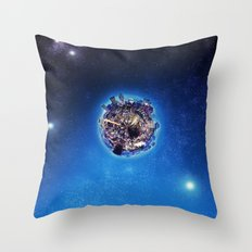 Mostly Harmless Throw Pillow