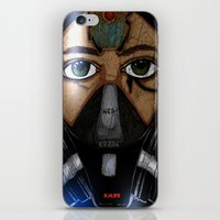 The Eye iPhone & iPod Skin