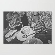 Sugar Pimp Canvas Print
