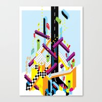 AXOR - Customize II Canvas Print