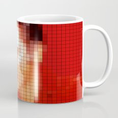 Elvis Presley - Greatest Hits - Pixel Cover Mug