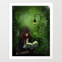 The Book Of Life Art Print