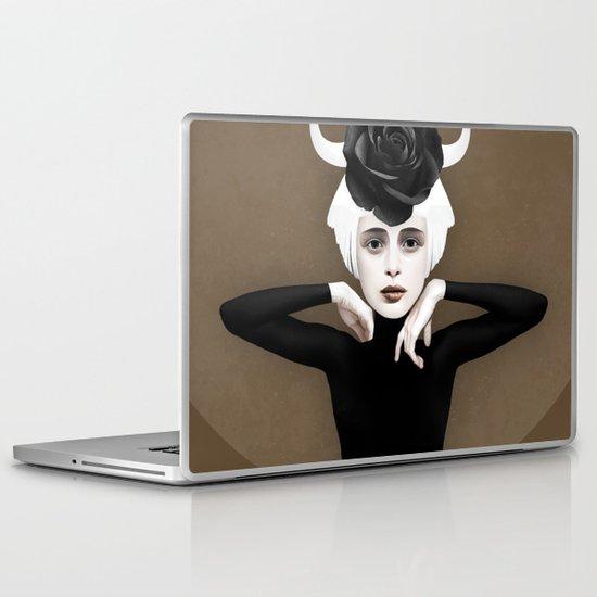 Sever Laptop & iPad Skin