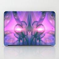 Light And Crystal Sympho… iPad Case
