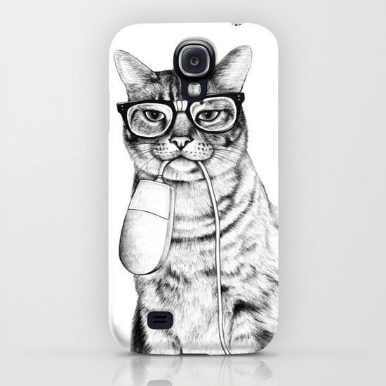Mac Cat iPhone & iPod Case