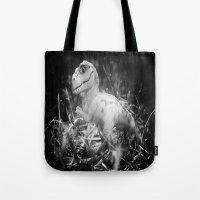 DinoLand I Tote Bag