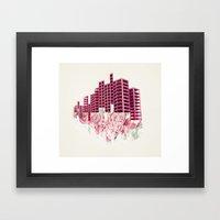 Today & Tomorrow Framed Art Print