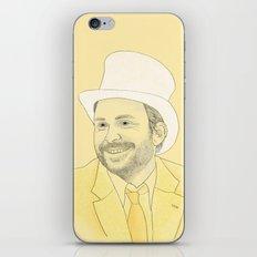 Day Man iPhone & iPod Skin
