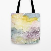 Dreaming in Lotus  Tote Bag