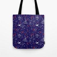 Stuga Pattern  Tote Bag