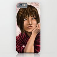 iPhone & iPod Case featuring Chihiro from Spirited Away 2 by Kimberly Castello