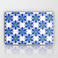 Star Flower Laptop & iPad Skin