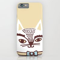 iPhone & iPod Case featuring Katze #3 by Petra Wolff