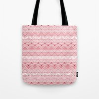 Triangle Trip Tote Bag
