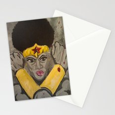 Ebony Wonder Stationery Cards