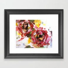 flower arrangement 4 Framed Art Print