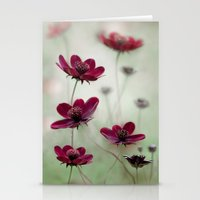 Cosmos Sway Stationery Cards