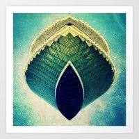 Znork Art Print