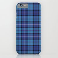 iPhone & iPod Case featuring Royal Air Force Tartan by Paul James Farr