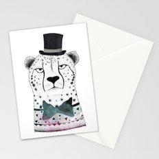 MR. CHEETAH Stationery Cards