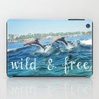 Wild & Free iPad Case
