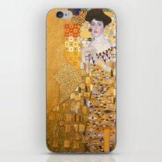 Gustav Klimt - The Woman… iPhone & iPod Skin