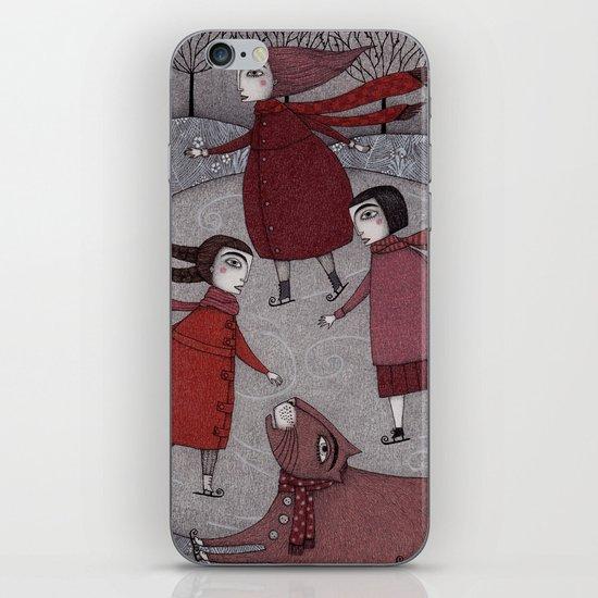 Winter Days iPhone & iPod Skin