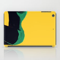 Swimmer #3 iPad Case