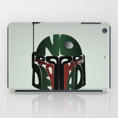 He's No Good To Me Dead! iPad Case