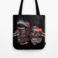 Bass Brothers Album Cove… Tote Bag
