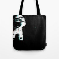 Spaced Dreams (Moon Trav… Tote Bag