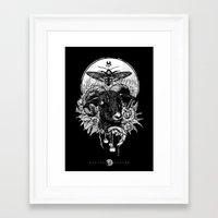 Krogl Framed Art Print