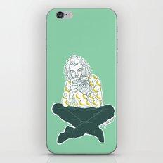 Banana Boy iPhone & iPod Skin