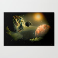 Space One Canvas Print