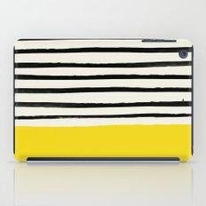 Sunshine x Stripes iPad Case