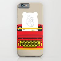 Typewriter iPhone 6 Slim Case