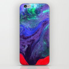 Mariana Trench iPhone & iPod Skin