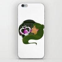 Setsuna iPhone & iPod Skin