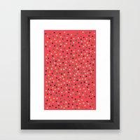 Gums Framed Art Print