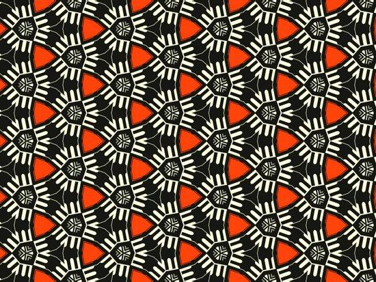 Breitner Pattern Canvas Print