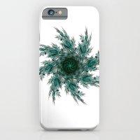 iPhone & iPod Case featuring Fractal mandala by Elisa Camera