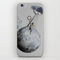 Private Moon iPhone & iPod Skin
