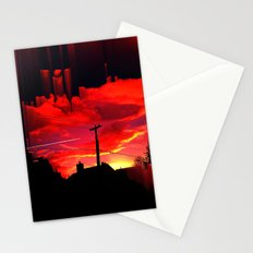 Dreaming On A Train Stationery Cards