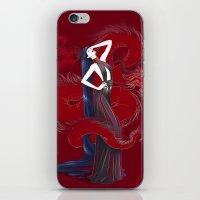 Dreaming Dragons iPhone & iPod Skin